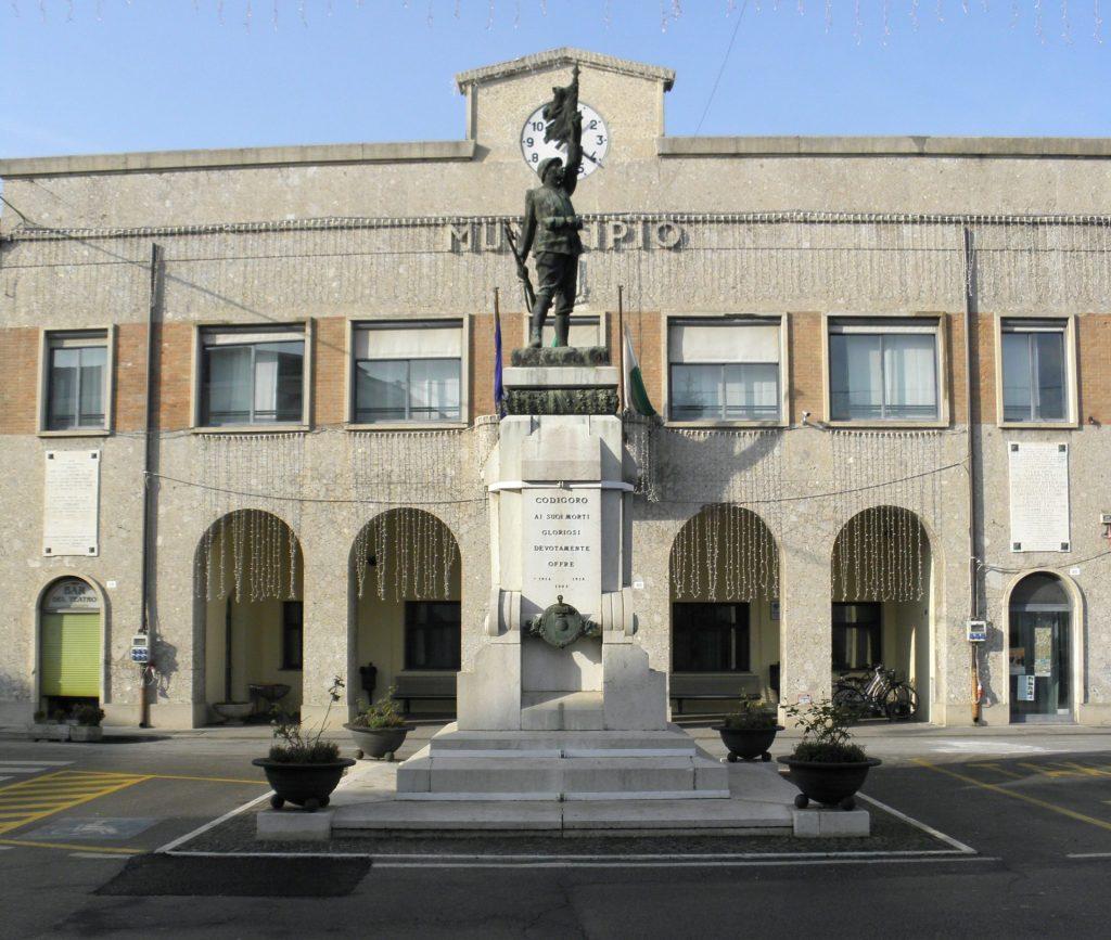 Piazza di Codigoro